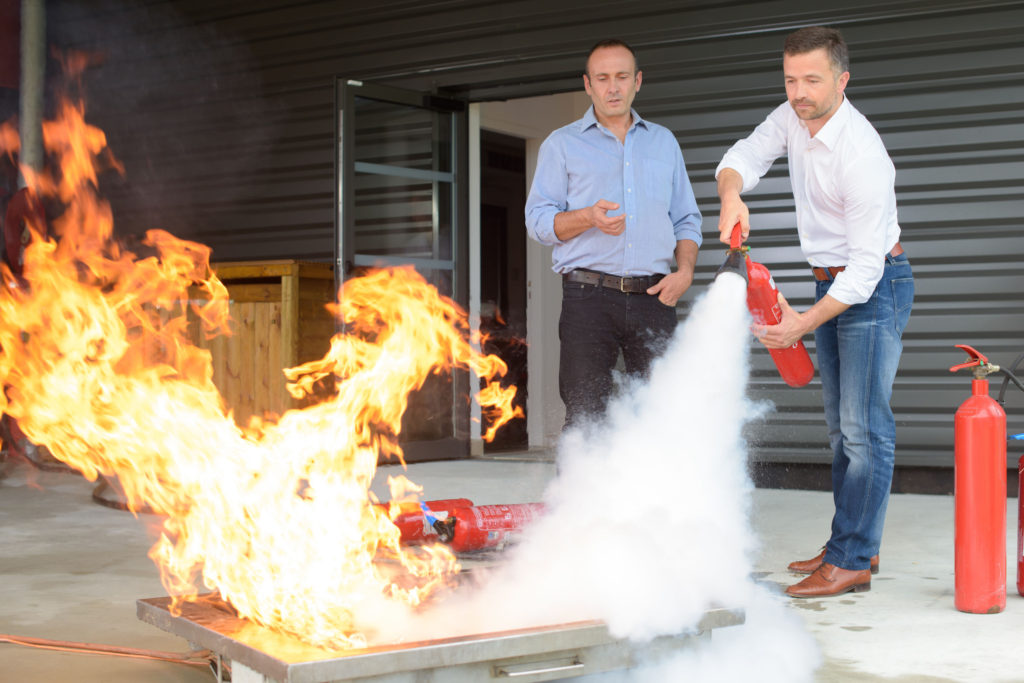 Is Fire Safety Training a Legal Requirement?